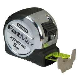 Mètre à ruban STANLEY FatMax® Pro Blade Armor 5M 0-33-887