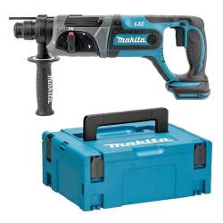 Perforateur Burineur MAKITA DHR241ZJ SDS-Plus 18 V LXT (machine nue) + Coffret Mak-Pac