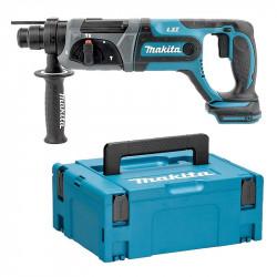 Perforateur Burineur MAKITA DHR241ZJ SDS-Plus 18 V LXT (machine nue) + Coffret Mak-Pac