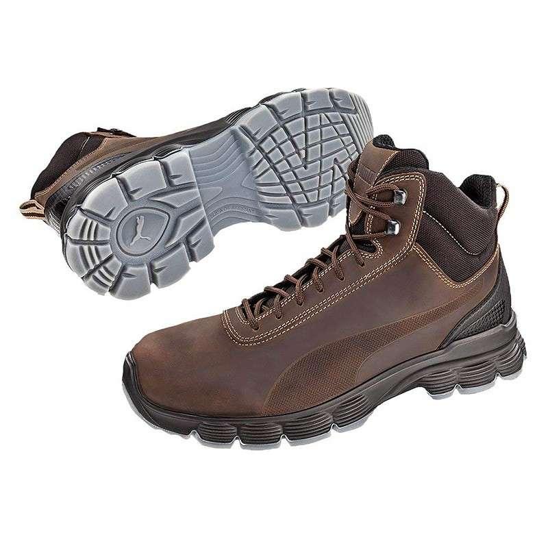 Chaussures de Sécurité PUMA Rebound 3.0 63.012.2 Condor Mid