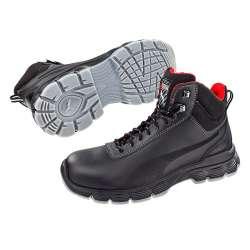Chaussures de Sécurité Puma Rebound 3.0 63.010.1 Pioneer Mid S3 ESD SRC