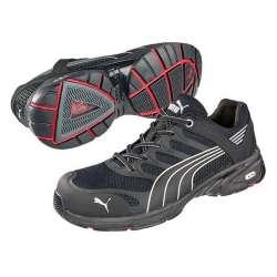 Chaussure de sécurité basse PUMA MOTION PROTECT 64.258.0 Fuse Motion Low S1P HRO SRA NOIRE