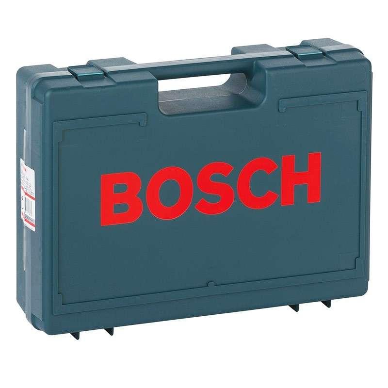 Coffret de transport en plastique BOSCH PRO 2605438404 pour Meuleuse 115-125mm