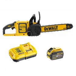 Tronçonneuse DEWALT DCM575X1-QW XR FLEXVOLT 54V 9Ah 40cm