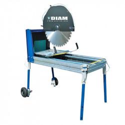 Scie sur Table DIAM DK701 M3 de conception robuste 230 V Ø 700 mm