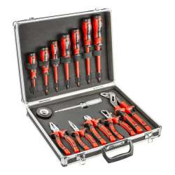 Coffret 13 outils isolés 1000 V NEO TOOLS 01-300