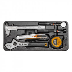 Insert 6 outils NEO TOOLS 84-245