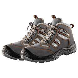 Chaussures de sécurité montantes S1P en daim NEO TOOLS