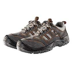 Chaussures de sécurité basses S1P en daim NEO TOOLS