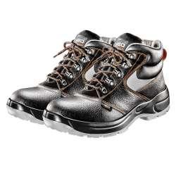 Chaussures de sécurité montantes S1P en cuir NEO TOOLS
