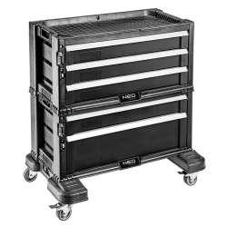 Servante à outils modulable 5 tiroirs NEOTOOLS 84-226