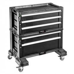 Servante à outils modulable 5 tiroirs NEO TOOLS 84-226