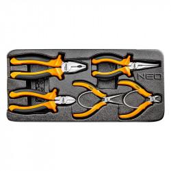 Insert pinces NEO TOOLS 84-230 5 pièces