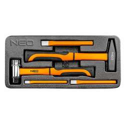 Insert marteaux et burins NEO TOOLS 84-242 5 pièces