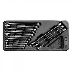 Insert clés mixtes NEO TOOLS 84-234 14 pièces