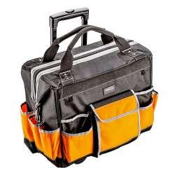 Sac de transport d'outils à roulette NEO TOOLS 84-302