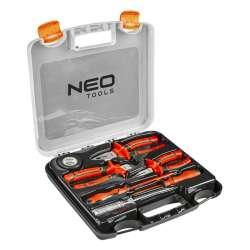 Coffret de 7 outils isolés 1000 V NEO TOOLS 01-305