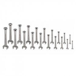 Jeu de 19 clés mixtes à profil cannelé Spline NEO TOOLS 09-034 6 - 24 mm