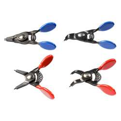 JEU DE 4 MINI-PINCES CIRCLIPS NEO TOOLS 11-227