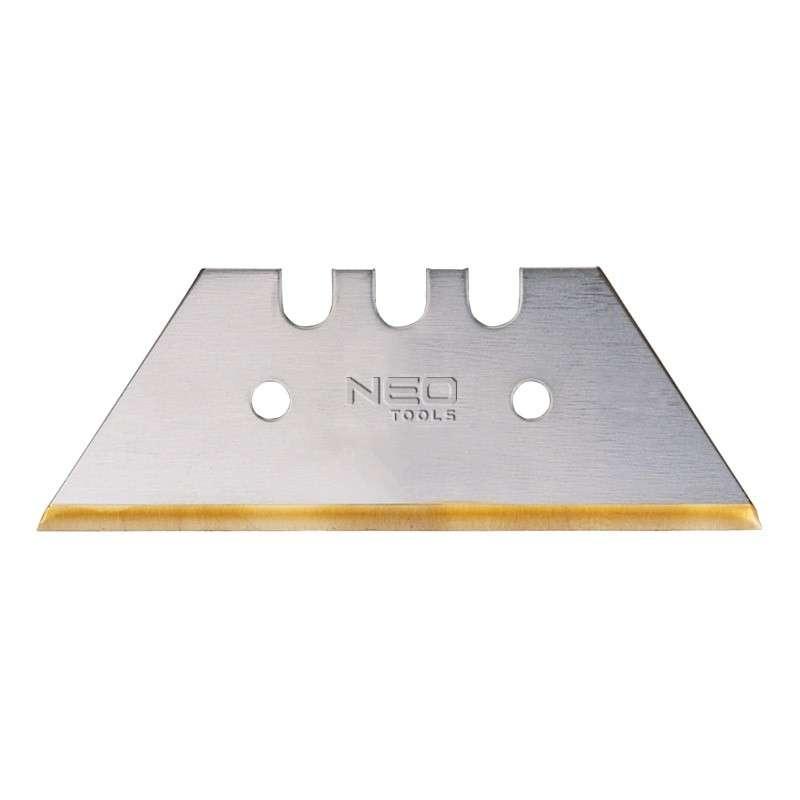 lames de cutter trapézoïdales NEO TOOLS 64-420 5 pièces
