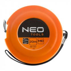 Mètre ruban 20 M NEO TOOLS 68-120