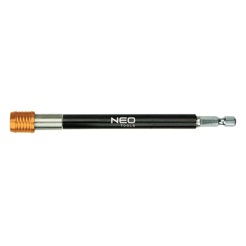 """Porte-embouts 1/4"""" télescopique NEO TOOLS 06-072 150 mm"""