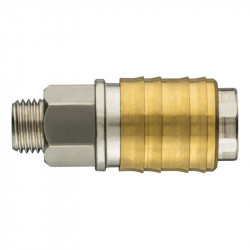 Raccord pour compresseur et clé a choc pneumatique NEO TOOLS