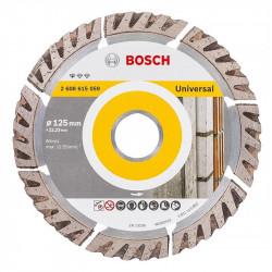 Disques à Tronçonner diamantés Standard Universal 125 x 22 mm BOSCH 2608615059
