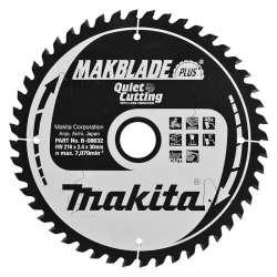 Lames carbure MAKITA B-08632 ''Makblade Plus'' Bois Ø 216mm pour scies radiales et à onglets