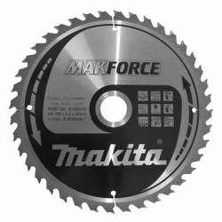 Lame carbure MakForce MAKITA B-08523 pour bois, pour scies circulaires
