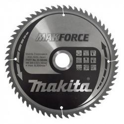Lame Carbure MakForce MAKITA B-08589 pour Bois pour Scie Circulaire