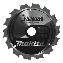 Lame de Scie Circulaire Carbure MAKITA B-27246 Ø 210 mm X 30 mm 14 Dents