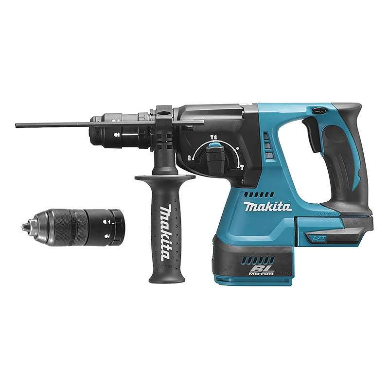MAKITA BHR243Z PERFO-BURINEUR SDS-PLUS 18V LI-ION EN COFFRET