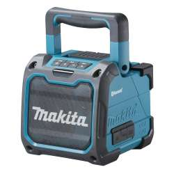 Enceinte MAKITA DMR200 bluetooth Batterie/Secteur : 18/230 V Li-Ion (Machine seule)