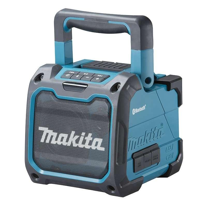 Enceinte MAKITA DMR200 bluetooth Batterie/Secteur : 18/230 V Li-Ion (Machine seule)
