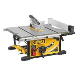 Scie sur Table DEWALT DWE7492 à table Ø 250mm