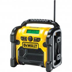 Radio de Chantier DEWALT DCR020 Digital Radio (10.8 V 14.4 V 18 V)