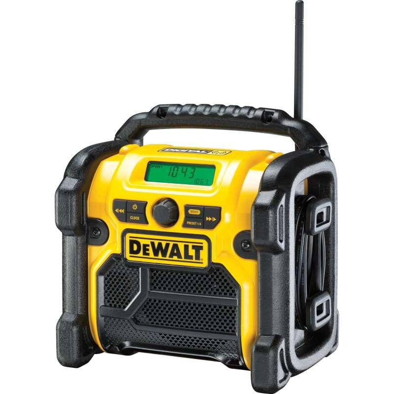 Radio de chantier DEWALT DCR020 Digital Radio (10.8V 14.4V 18V)
