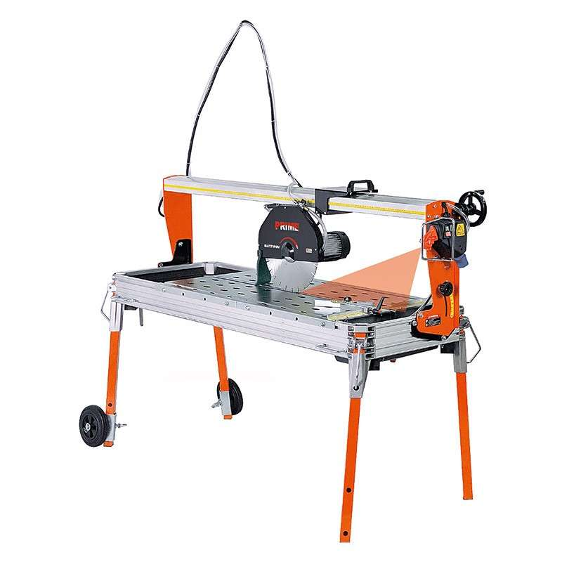 Scie sur table DIAM PRIME120S 230V-2200W Ø350mm + Disque DIAM FC88350 Ø350mm offert
