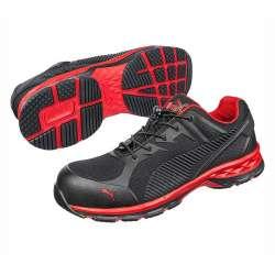 Chaussure de sécurité Fuse motion 2.0 red low S1P ESD HRO SRC PUMA 64.890.0
