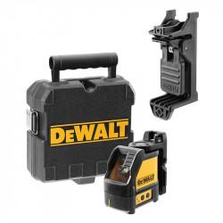 Laser DEWALT DW088CG en croix (2 Lignes vertes)