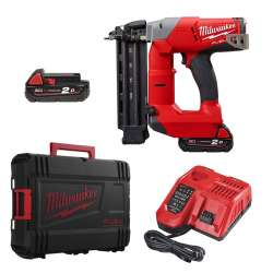 Cloueur droit de finition MILWAUKEE M18 CN18GS-202X M18 FUEL™ Jauge 18 (2x2Ah)