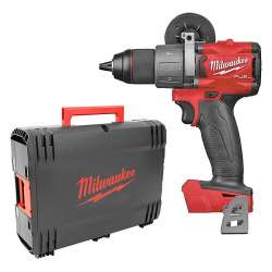Perceuse - Visseuse à percussion MILWAUKEE M18 FPD2-0X M18 FUEL™ 135Nm (Machine Nue)