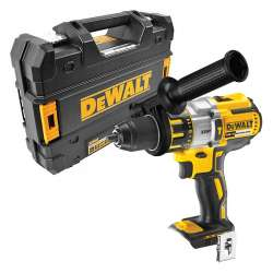 Perceuse-Visseuse à percussion DEWALT DCD996NT FR XR Li-Ion 18V + T-Stack (Machine seule)