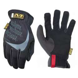 Gants FAST FIT BLACK MECHANIX