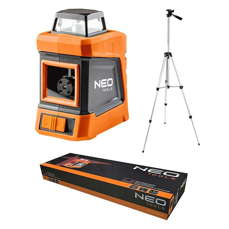 Laser 2 lignes NEO TOOLS 75-102