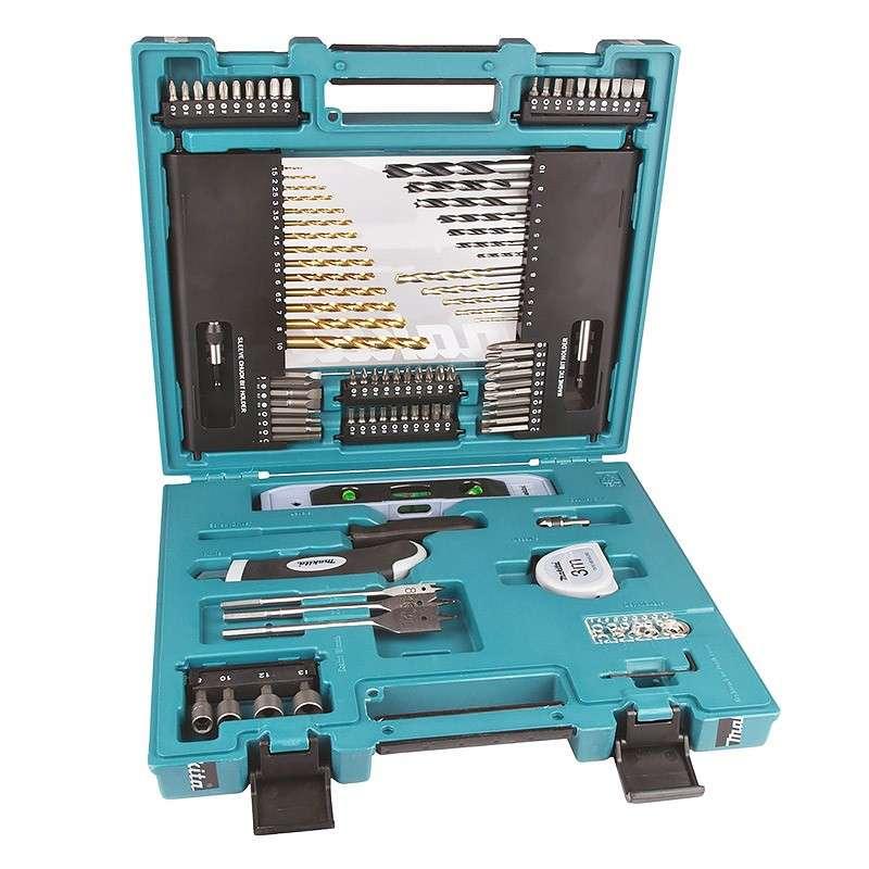 Coffret MAKITA D-31778 ensemble accessoires 104 pièces MACCESS