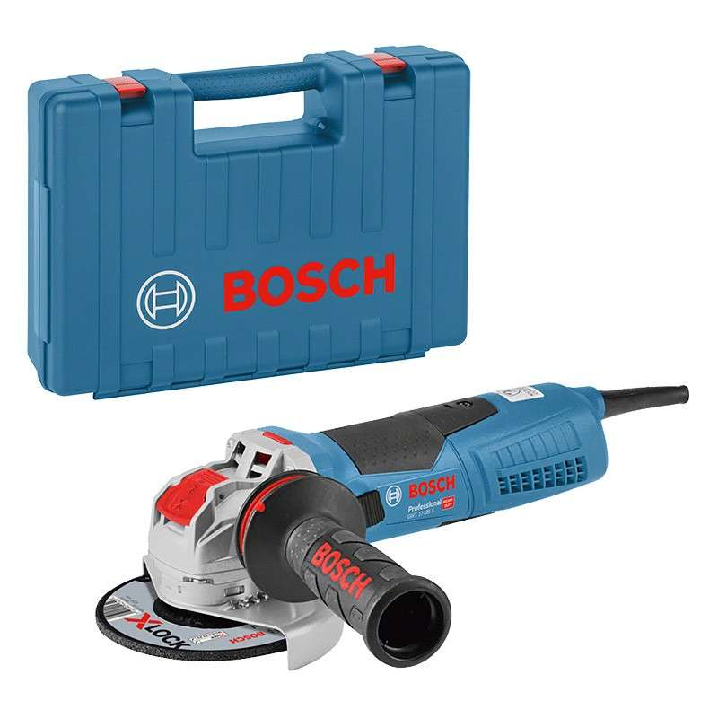 Meuleuse angulaire BOSCH GWX 17-125 S Professional 1700W