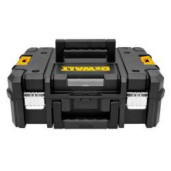 Coffret de transport DEWALT T-Stak Box II (DWST1-70703 sans mousse)