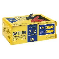 Chargeur de batterie automatique Batium 7/12 GYS 024496